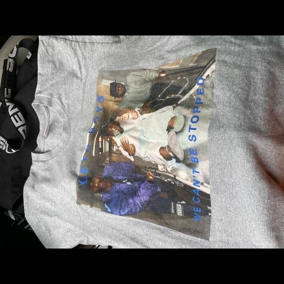 Supreme Geto Boys shirt